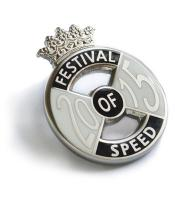 FESTIVAL OF SPEED PIN 2015