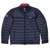 MEN'S DOWN JAKET(NAVY)