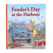FENDER'SDAY AT THE HARBOUR CHILDREN'S BOOK