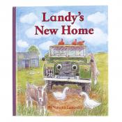 LANDY'S NEW HOME CHILDREN'S BOOK